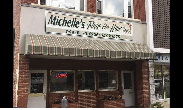Michelle's Flair For Hair: 104 Main St, Bradford, PA