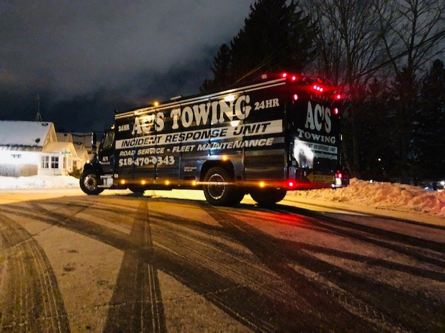 Towing business in Schenectady, NY