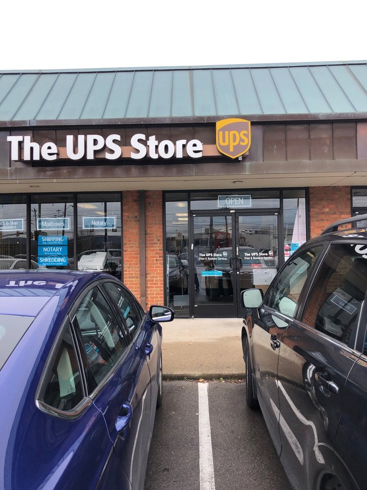 The UPS Store: 718 Thompson Ln, Nashville, TN