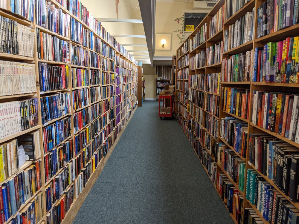 The Published Page Bookshop: 10 E Chambers St, Cleburne, TX