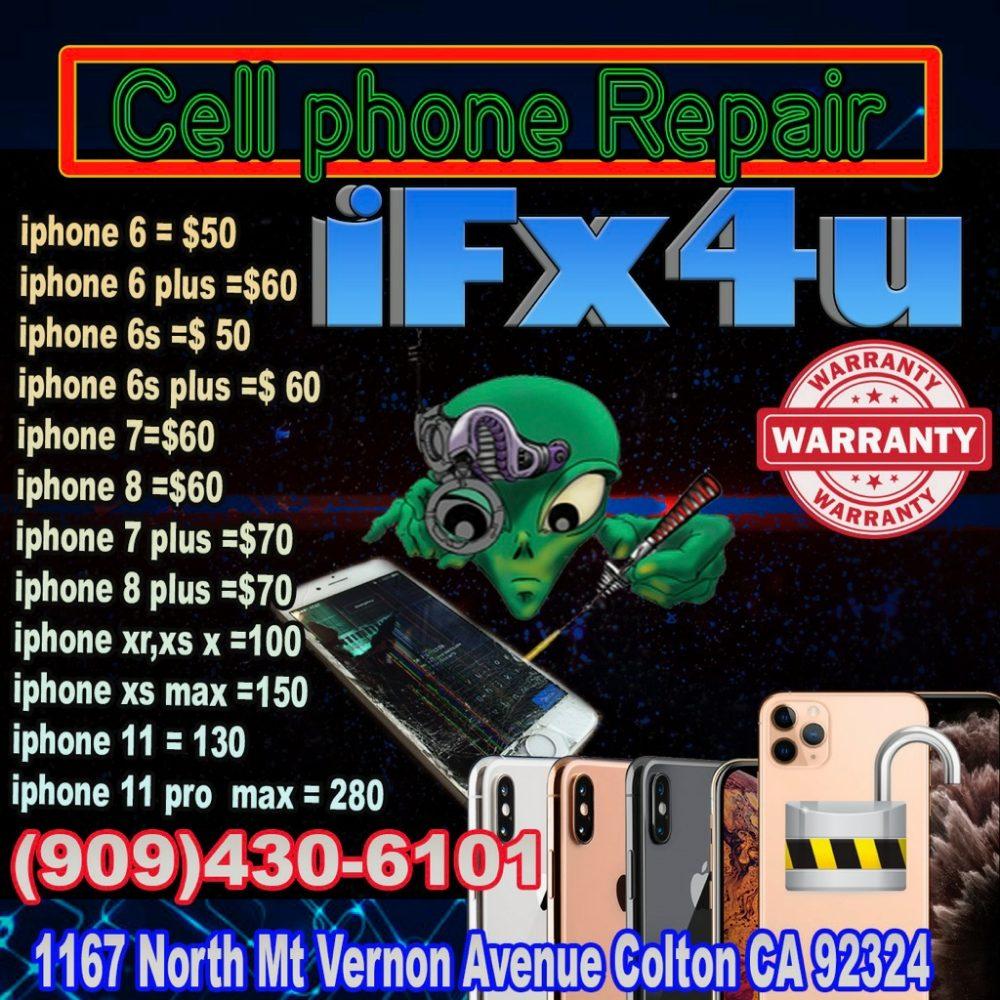 iFx4u: 1167 N Mt Vernon Ave, Colton, CA