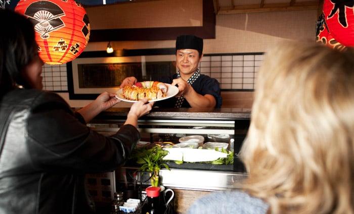 Westwood Sushi Restaurants