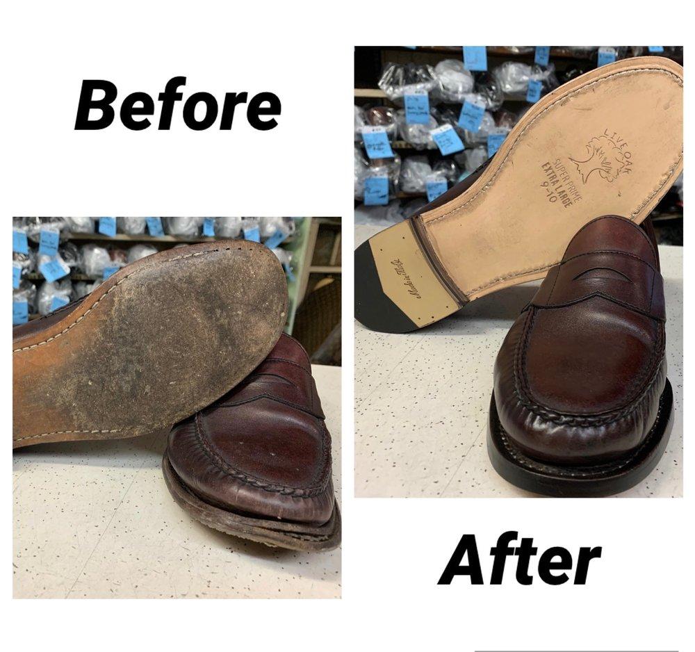 Kenilworth Shoe Service: 511 Park Dr, Kenilworth, IL