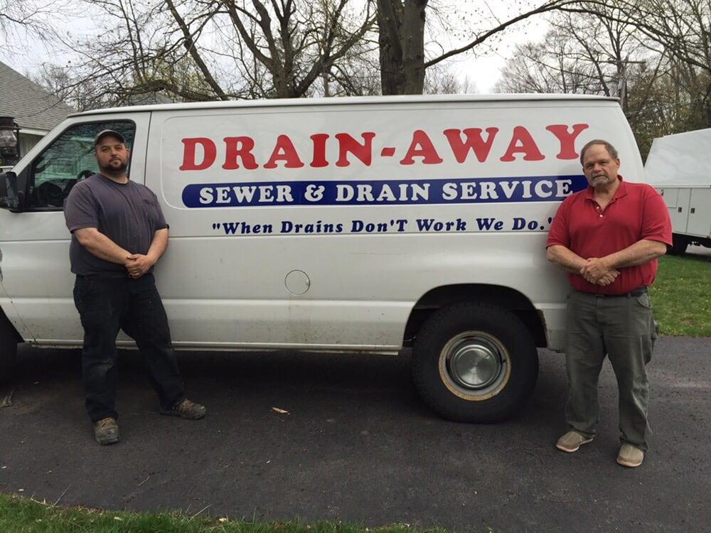 Drain-Away Sewer & Drain Svc: Schenectady, NY
