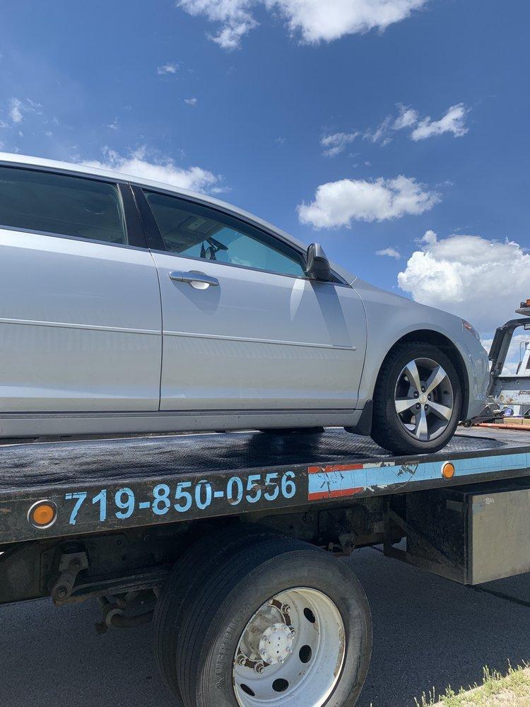 Glenn's Auto Repair: 14507 US Hwy 160, Del Norte, CO