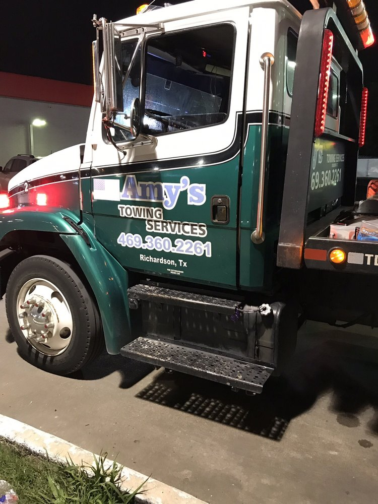 Towing business in Addison, TX