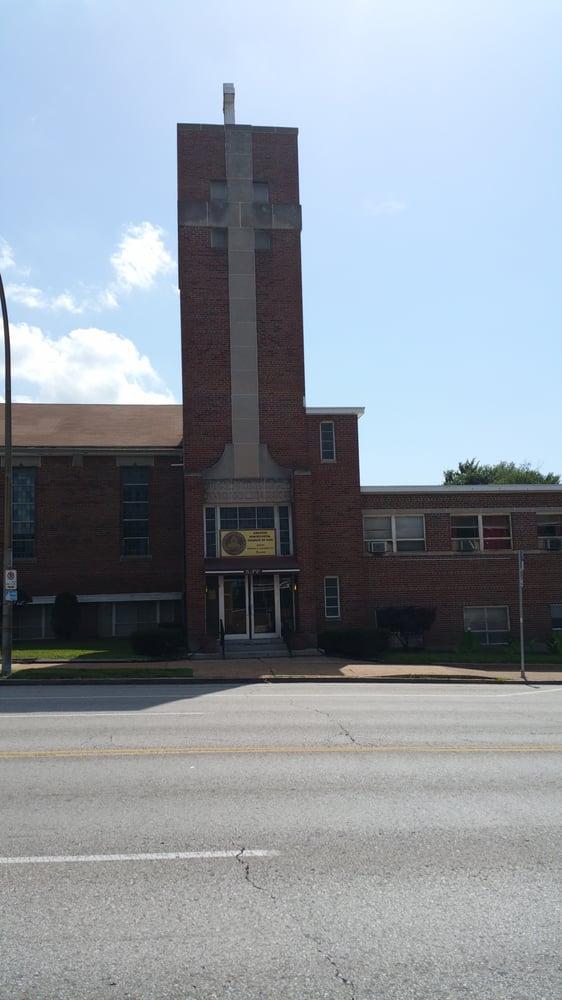 Greater Pentecostal Church: 6080 W Florissant Ave, Saint Louis, MO