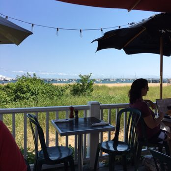 Charming Photo Of WayDownTown Restaurant   Provincetown, MA, United States. Patio  View  Check
