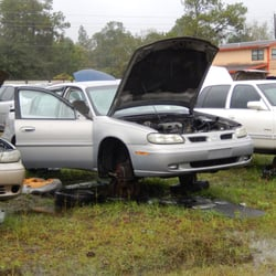 Junk Yards Jacksonville Fl >> Lkq Pick Your Part Closed Auto Parts Supplies 10950 Normandy