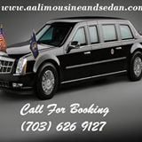 All American Limousine and Sedan Service: 5902 Piedmont Dr, Alexandria, VA