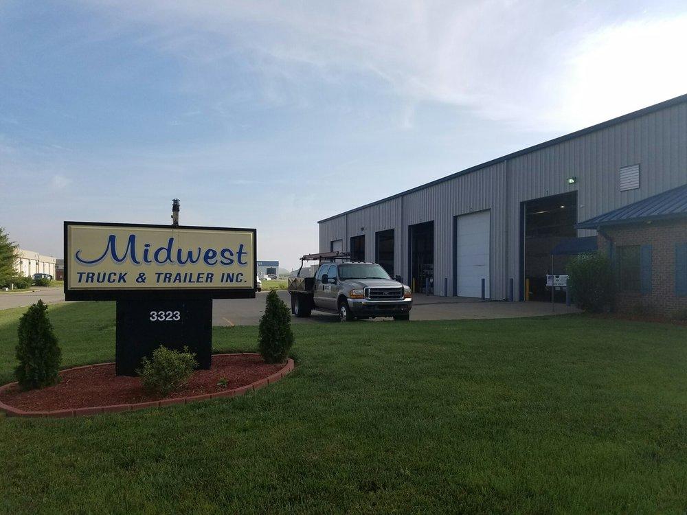 Midwest Truck & Trailer: 3323 Interstate Dr, Evansville, IN