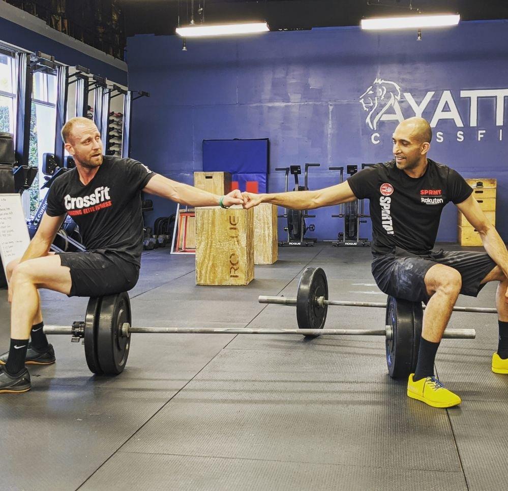 Ayatti CrossFit