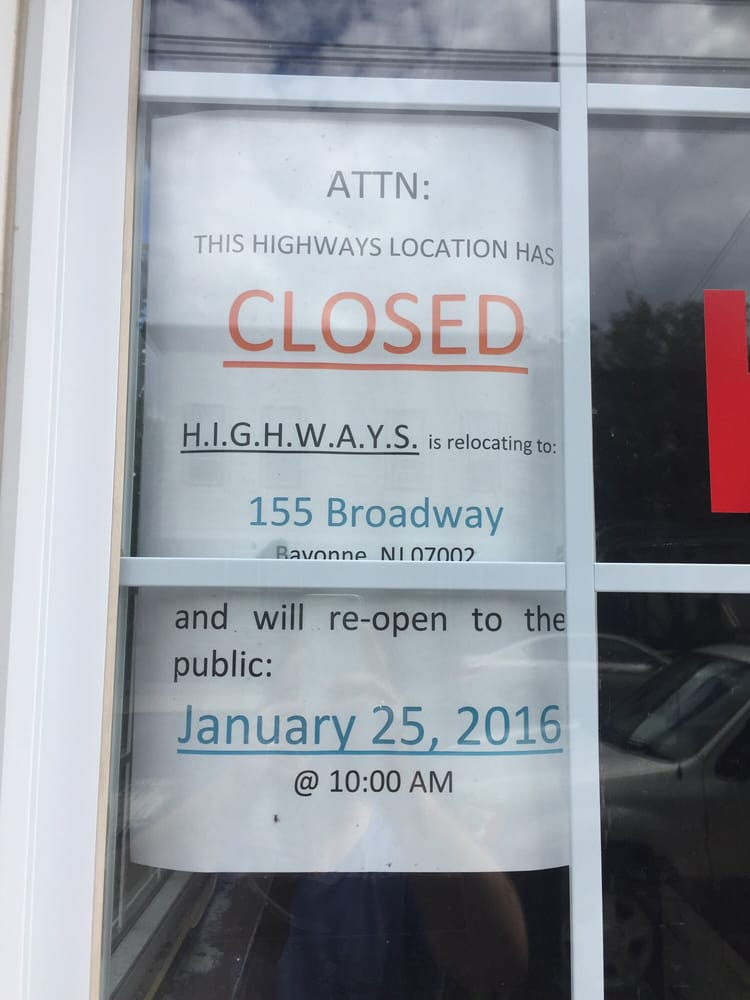 Highways: 184 Hobart Ave, Bayonne, NJ