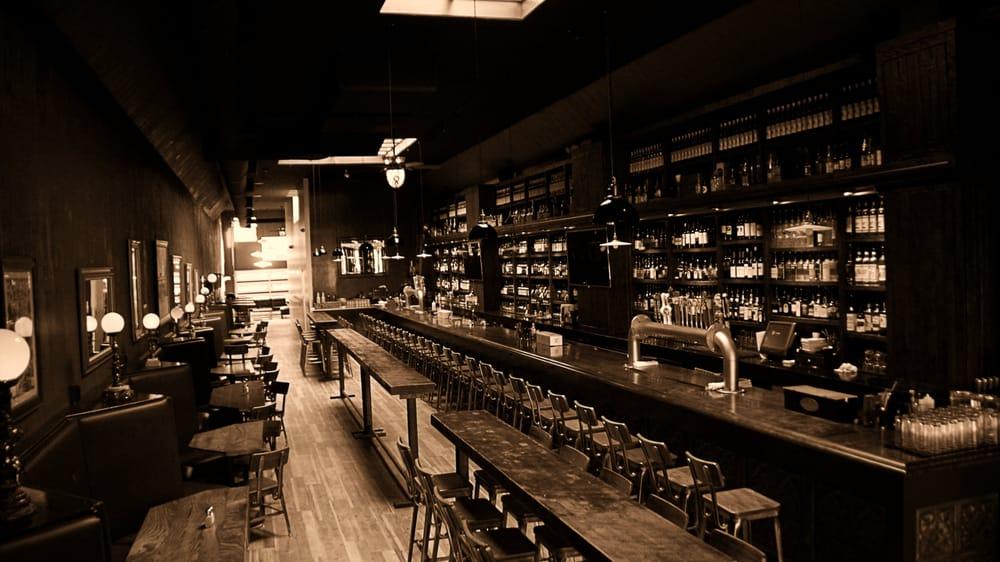 Social Spots from Whiskey Street