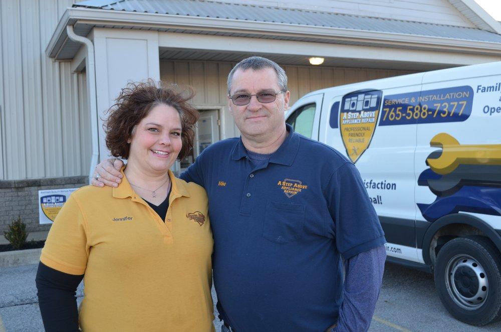 A Step Above Appliance Repair: 2139 Klondike Rd, West Lafayette, IN