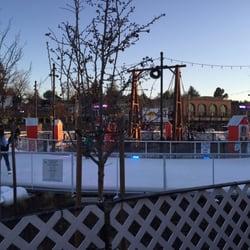 Old folsom ice skating