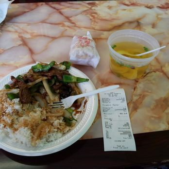 Lucky  Chinese Food Cary Nc