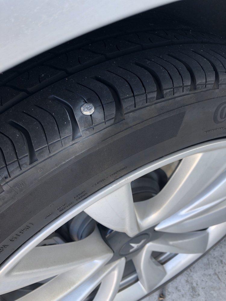 K&G Mobile Tire Repair: PALO ALTO, CA
