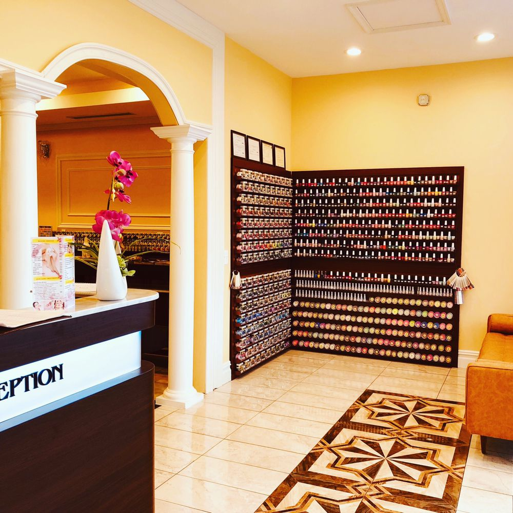 Palace Salon Nails & Spa: 8792 Sacramento Dr, Alexandria, VA