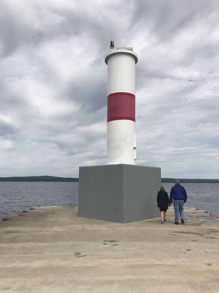 Petoskey Pierhead Lighthouse: Petoskey, MI