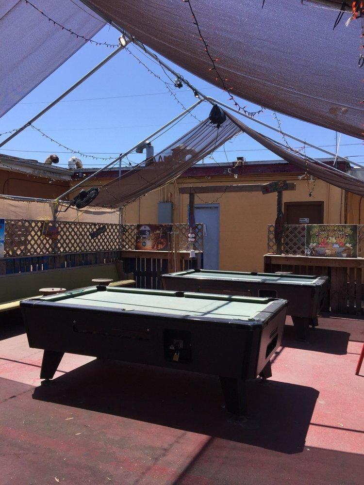 Photo Of Red Tiki Bar   Saint Petersburg, FL, United States. Outside Pool