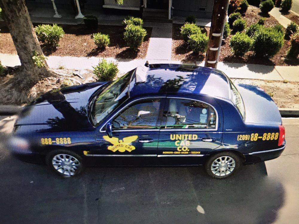 United Cab Co.: 1001 8th St, Modesto, CA
