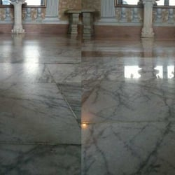Photo Of Stone Improvement San Francisco Ca United States Marble Polishing Before