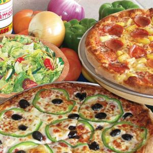 photo about Toppers Pizza Place Printable Coupons identified as Ameci Pizza Pasta - Canyon State - Obtain Meals On the net