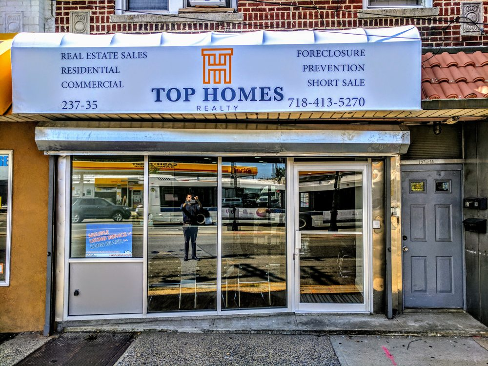 Top Homes Realty: 237-35 Jamaica Ave, Bellerose, NY