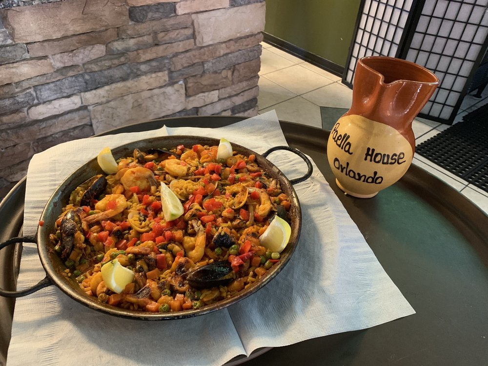 Paella House Restaurant: 12701 S John Young Pkwy, Orlando, FL