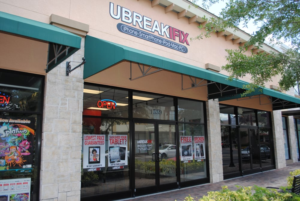uBreakiFix Lakeland: 1539 Town Center Dr, Lakeland, FL