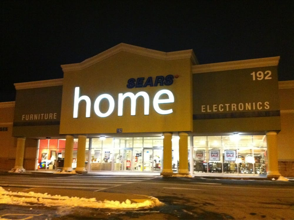Sears Closed Furniture Stores 192 Chain Lake Drive