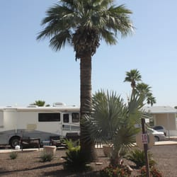 Whispering Palms Rv Parks 19225 N Cave Creek Rd
