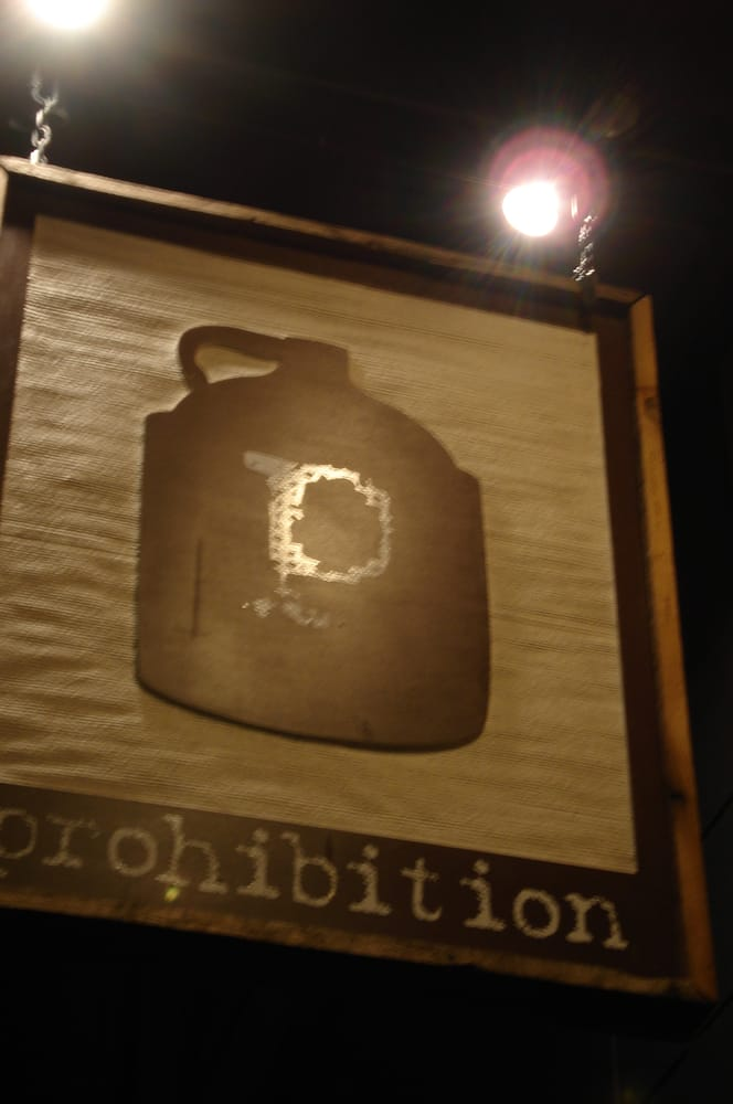 Prohibition bar charlotte nc