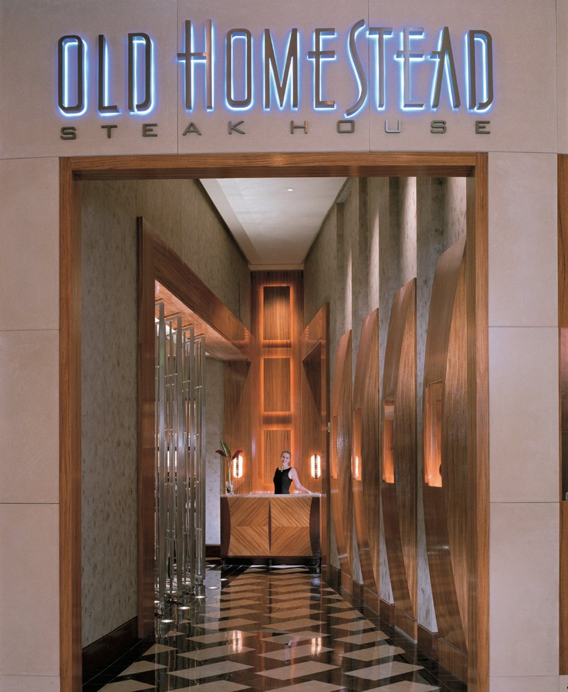 Photo of Old Homestead Steak House: Atlantic City, NJ