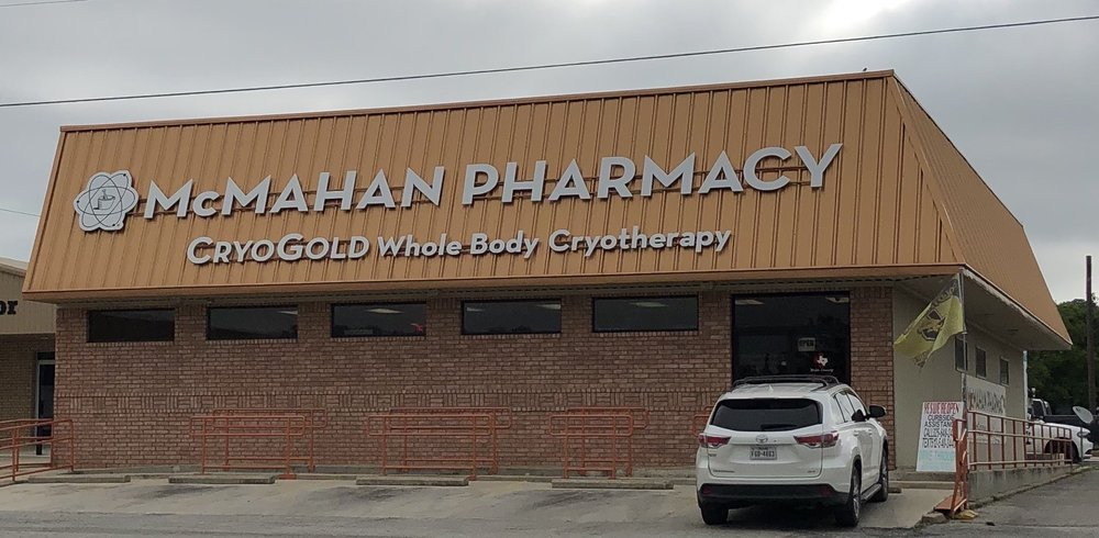 McMahan Pharmacy Services: 1503 W Front St, Goldthwaite, TX
