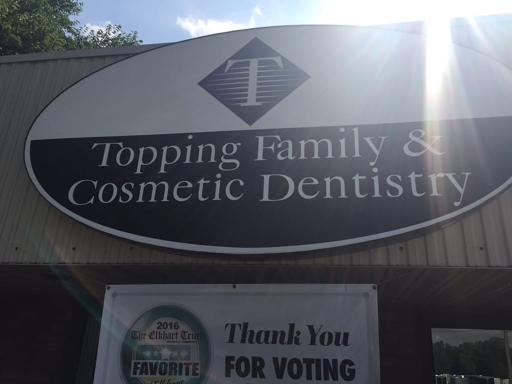 Topping Family & Cosmetic Dentistry: 220 Bloomingdale Dr, Bristol, IN