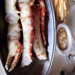 Photo Of Lobster Shack Wildwood Nj United States Alaskan King Crab Legs