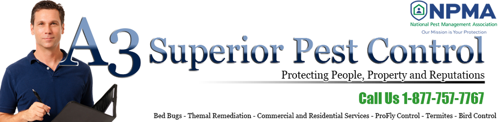 A3 Superior Pest Control: 432 A US 206, Montague, NJ