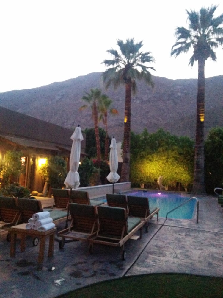 San Giuliano Hotel Palm Springs