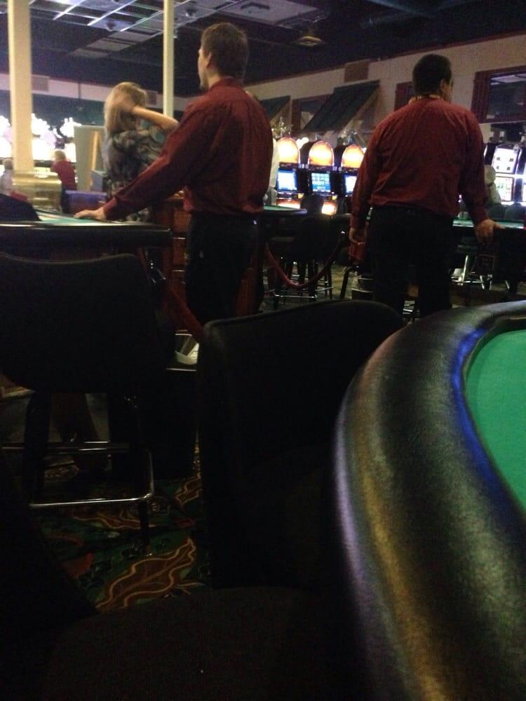 Bad River Casino: 73370 US-2, Ashland, WI
