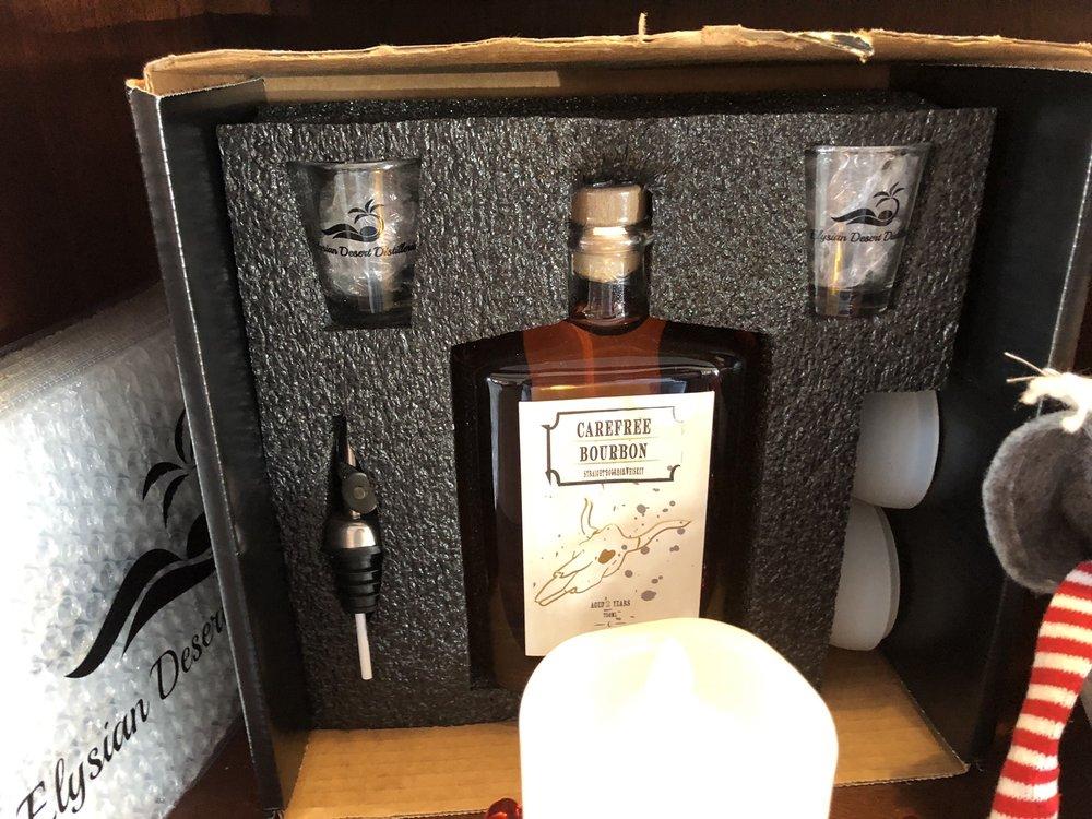 Elysian Desert Distilleries - Cave Creek Tasting Room: 6201 E Cave Creek Rd, Cave Creek, AZ