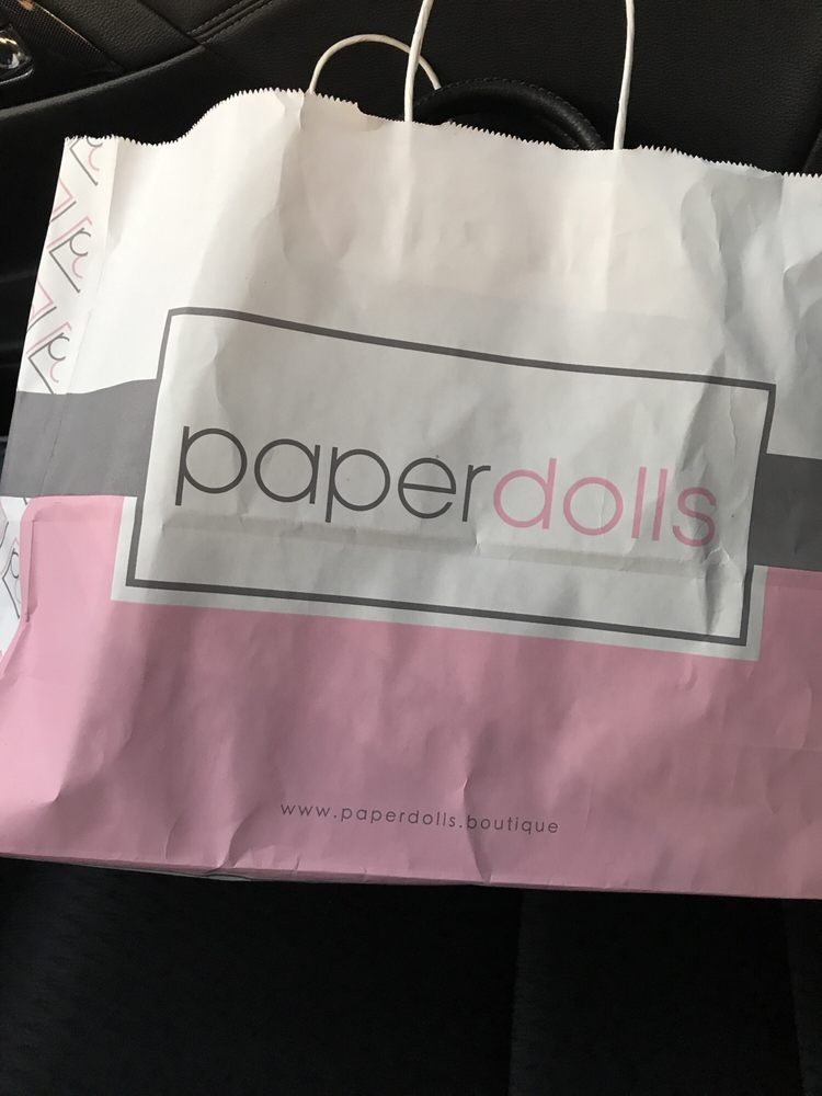 Paperdolls Boutique - Kirkwood: 110 E Jefferson Ave, Kirkwood, MO