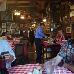 Photo Of Cavatore Italian Restaurant Houston Tx United States