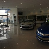 Photo Of Crest Chevrolet   San Bernardino, CA, United States. Our Showroom.
