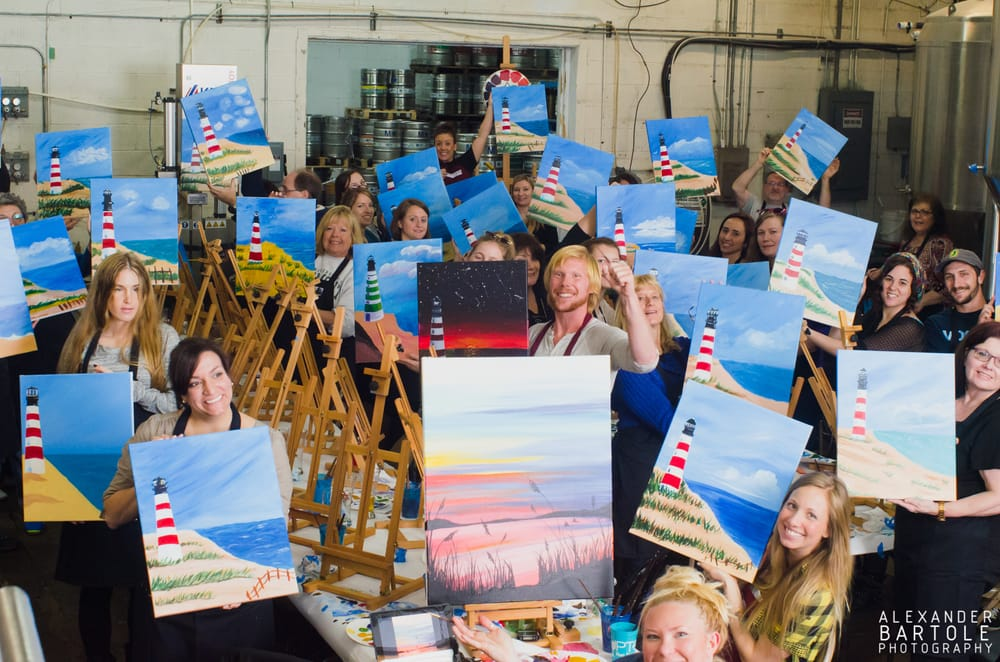 Uptown Art Calendar Denville Nj : Looking for a fun team building event in the denville area