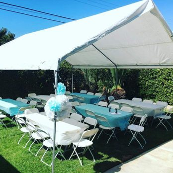 Photo Of Mannyu0027s Party Rentals   El Monte, CA, United States. 20x20 Tent