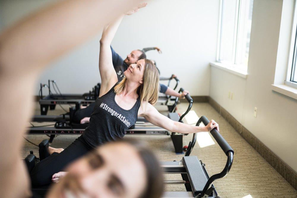 Saint Mary's Fitness Center