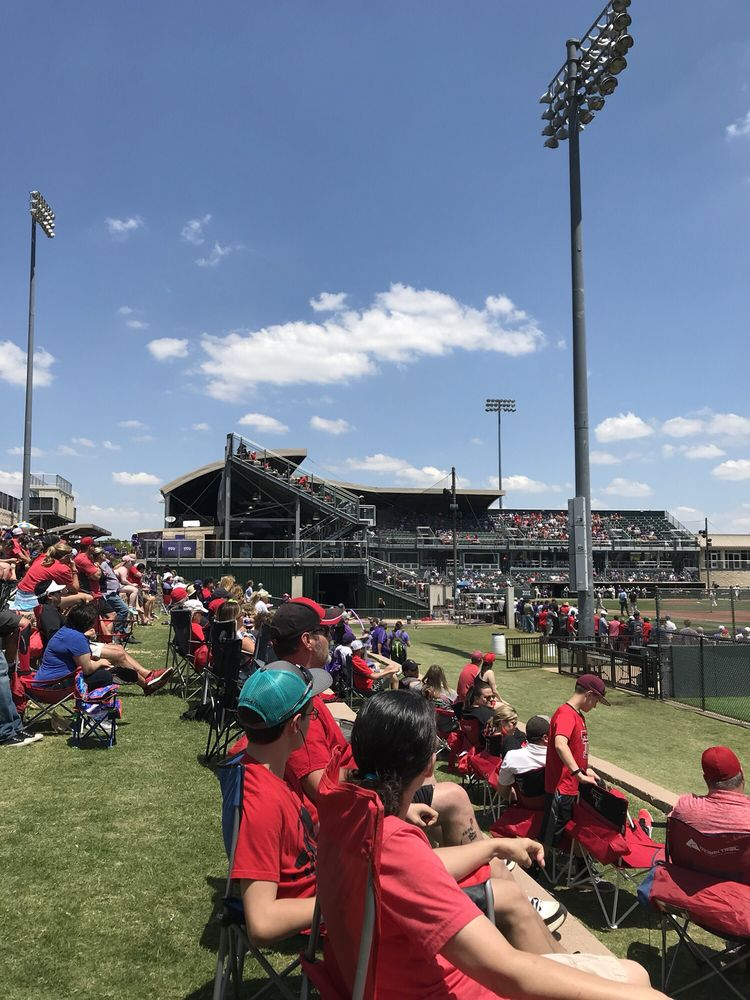 Lupton Stadium at TCU
