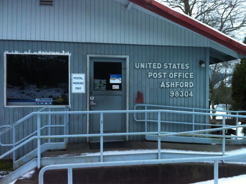 U S Government: 30312 State Rte 706 E, Ashford, WA